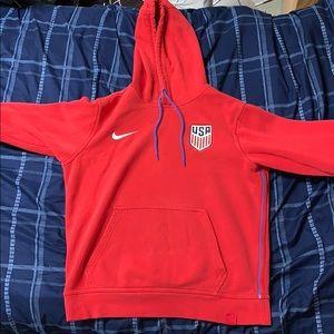 Men's Nike USA Soccer Hoodie